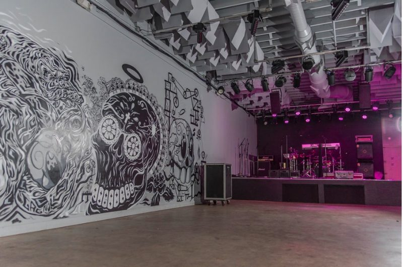 El Club El Club Is An All Ages Arts Venue In Southwest